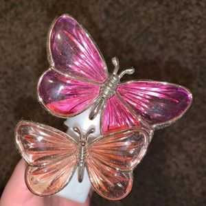 butterfly night light fragrance plug